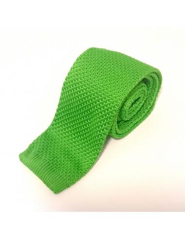 Cravate Vert Perroquet