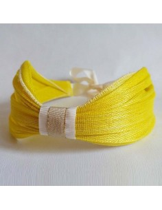 Bandeau Dastar Citron