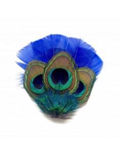 Grand Zozo Paon Bleu