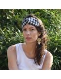 Boucles d'oreilles Cana - MdeB Créations - Comptoir Doré
