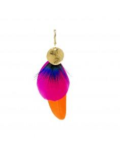 Boucles d'oreilles Paloma Multicolores