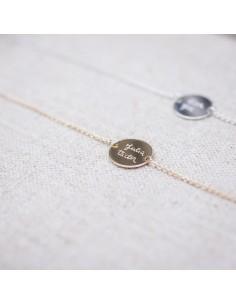 Bracelet Maguary Gold (à graver)