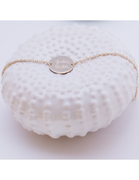 Bracelet à graver Maguary Gold - Parabaya - Comptoir Doré
