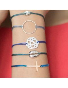 Bracelet Trivia - Breloques en argent