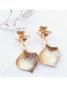 Boucles d'oreilles Marianne - SIR Jane - Comptoir Doré