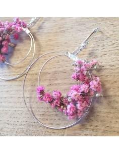 Boucles d'oreilles Annona
