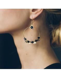 Boucles d'oreilles Rafaela