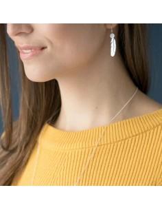 Boucles d'oreilles Clio - Soiz Bijoux - Comptoir Doré