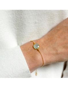 Bracelet Luna Gold - Parabaya - Comptoir Doré Luna Gold
