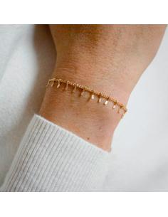 Bracelet Anana Gold - Parabaya - Comptoir Doré