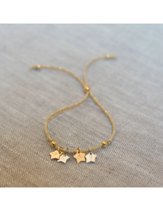 Bracelet Samba à graver - Parabaya - Comptoir Doré