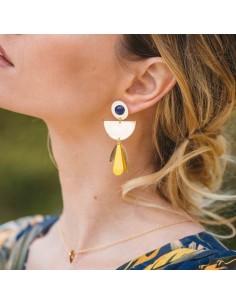 Boucles d'oreilles Artémis