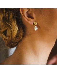 Boucles d'oreilles Bianca
