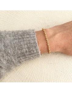 Bracelet Lima Gold - Parabaya - Comptoir Doré
