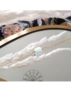 Bracelet Abby Amazonite - Ginandger - Comptoir Doré