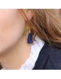 Boucles d'oreilles Ombeline - MdeB Créations - Comptoir Doré