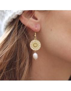 Boucles d'oreilles Amor