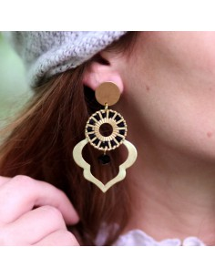 Boucles d'oreilles Palma