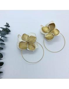 Boucles d'oreilles Lyssa Gold