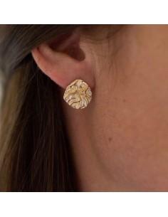 Boucles d'oreilles Alma - Parabaya - Comptoir Doré