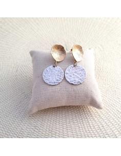 Boucles d'oreilles Juriti - Parabaya - Comptoir Doré