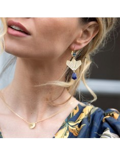 Boucles d'oreilles Solveig