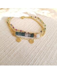 Bracelet Marika - Ginandger - Comptoir Doré