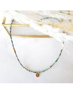 Collier Calypso Turquoise