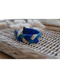 Bracelet Alma Bleu Roi