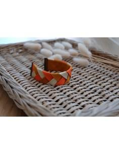 Bracelet Alma Orange