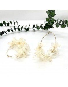 Boucles d'oreilles Pénia