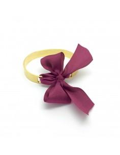 Bracelet Lou Bordeaux