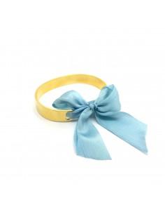 Bracelet Lou Bleu Ciel