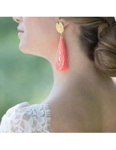 Boucles d'oreilles Estève - Mathilde Forget - Comptoir Doré