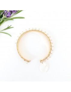 Bracelet Gwenn - Mathilde Forget - Comptoir Doré