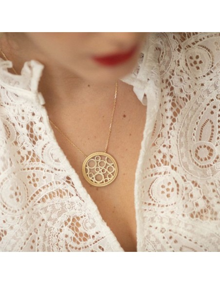 Collier Hebes - Collection Constance - Comptoir Doré