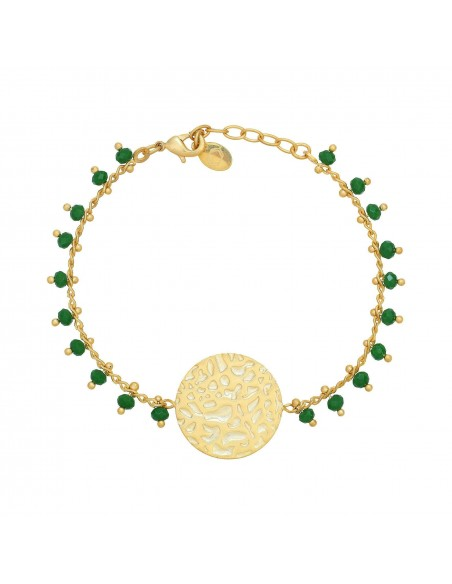 Bracelet Rhea - Collection Constance - Comptoir Doré