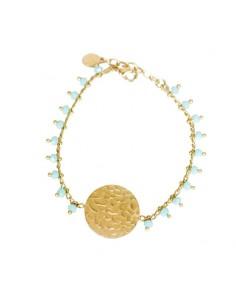 Bracelet Rhea - Collection Constance - Comptoir Doré