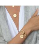 Bracelet Hélène - Collection Constance - Comptoir Doré