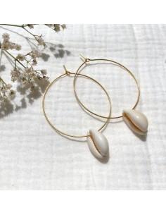 Boucles d'oreilles Magdalena - Séraphine Bijoux - Comptoir Doré