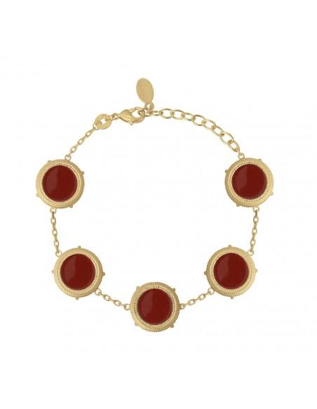 Bracelet Valentina - Collection Constance - Comptoir Doré